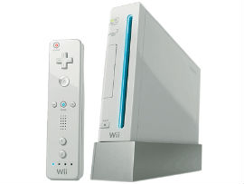 nintendo WII to wireless network