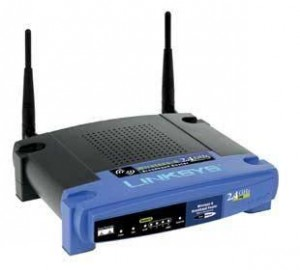 Linksys WRt54G router setup