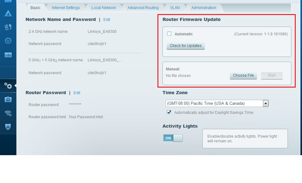 Linksys router firmware upgrade - Easy steps and troubleshooting